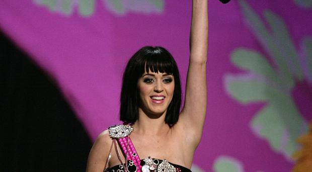 Katy Perry has released new work