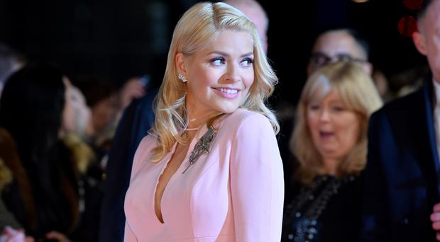 Holly Willoughby celebrated her 36th birthday