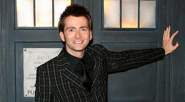 David Tennant branded Brexit-related issues 'depressing'
