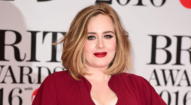 Adele is up for five gongs, including album of the year for 25 and record and song of the year for her smash-hit single Hello