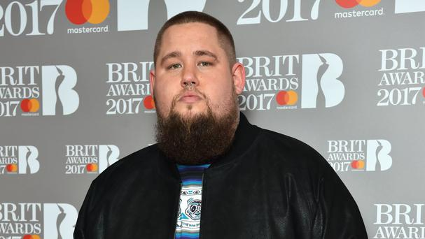 Rag 'n' Bone Man's album could take the number one spot