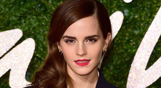 Emma Watson won the woman of the year award in recognition of her acting career and campaigning for gender equality