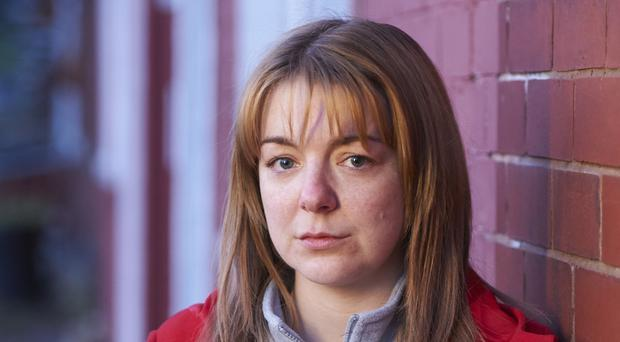 Sheridan Smith has been praised for her portrayal of Julie Bushby in the BBC1 drama The Moorside (BBC/PA)
