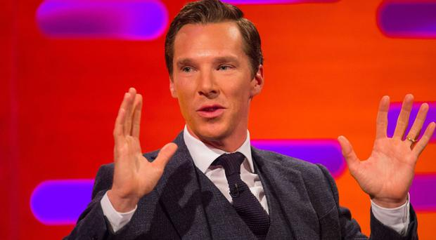 Benedict Cumberbatch's Sherlock beat figures such as Basil Fawlty and the Doctor to be named the world's favourite BBC television character