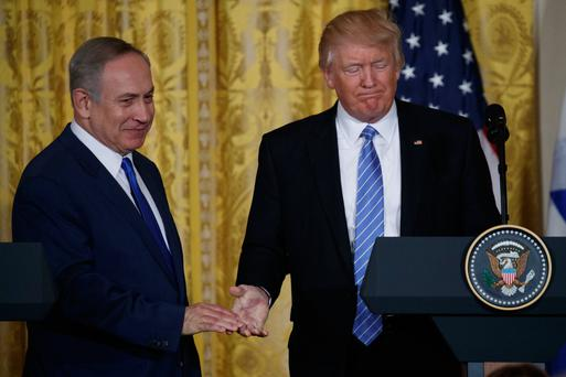 White House abandons two-state solution in Israel-Palestine conflict