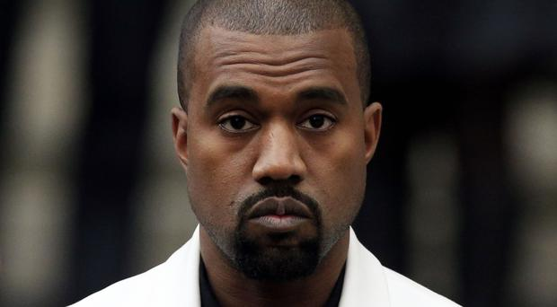 Kanye West, who has been praised for his fashion line