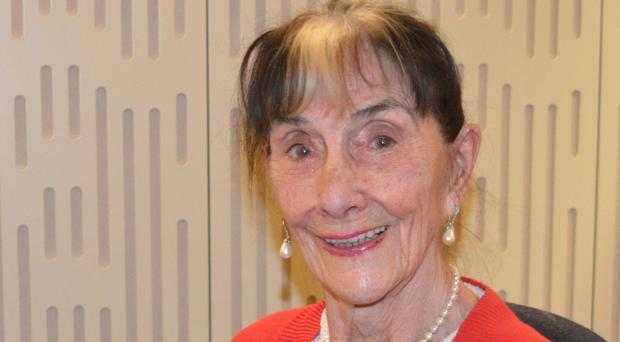 EastEnders actress June Brown has been discussing her career (BBC/PA)