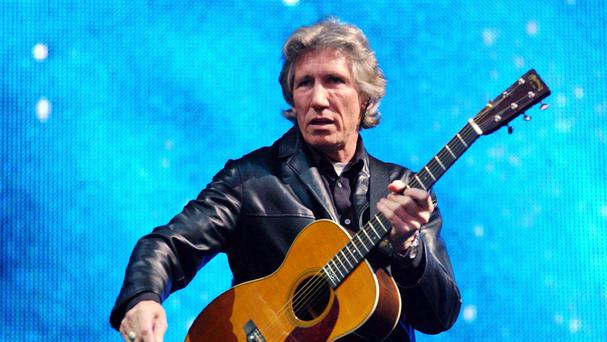 Roger Waters vows to play 'celebratory gig' on U.S.  border to Mexico