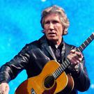 Roger Waters hit out at President Donald Trump's plans to construct a permanent security barrier along the Mexican border
