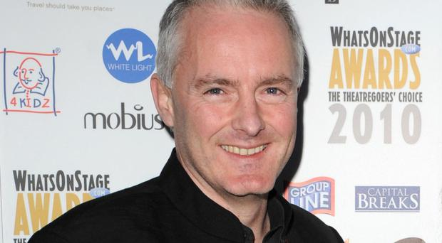 Tim Firth wrote the Calendar Girls musical