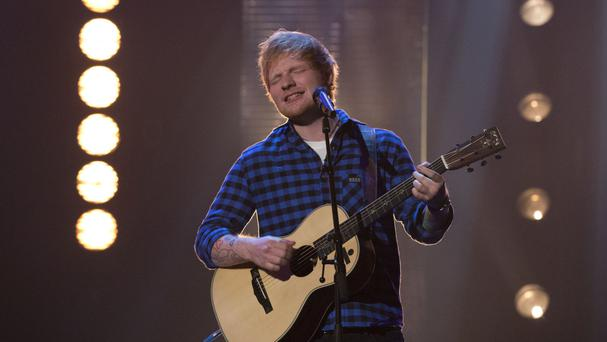 Ed Sheeran Releases New Romantic Song