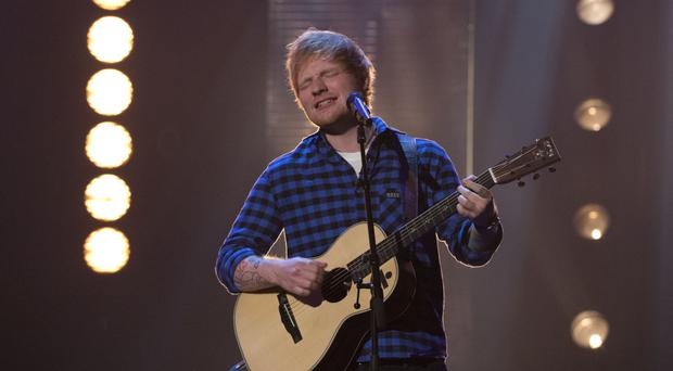 Ed Sheeran has marked his 26th birthday by releasing a song that he completely forgot he had written