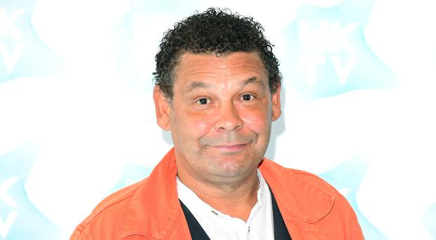 Craig Charles is a former host of tech game show Robot Wars