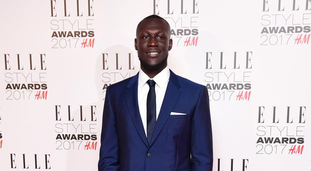 Stormzy is nominated for best breakthrough artist at the Brit Awards