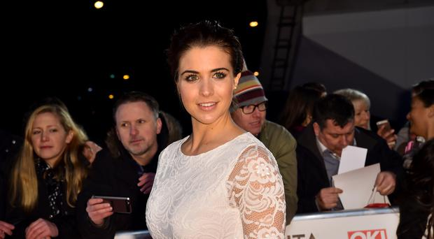 The former Hollyoaks actress also revealed she has turned down a number of offers to do fitness DVDs