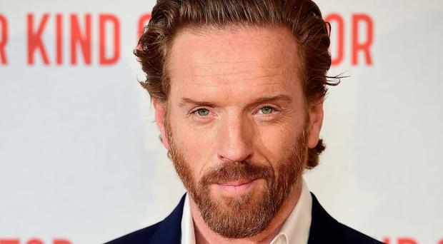 Wolf Hall star Damian Lewis, who told the Daily Mail he sometimes struggles with his fame