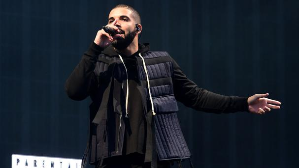 Drake won two Grammy rap awards with his song Hotline Bling