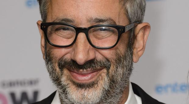 Baddiel has called for the