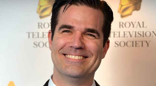 Rob Delaney is known for tweeting and airing his political views