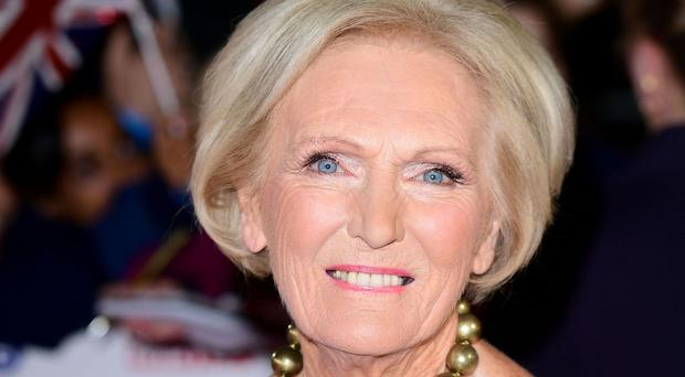 Mary Berry described appearing on the BBC as 'an honour'