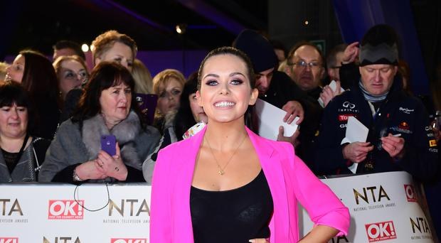 Scarlett Moffatt is much in demand since her jungle adventure