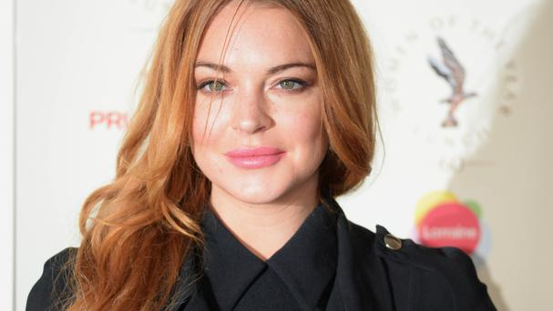Lindsay Lohan Thinks Lindsay Lohan Would Be the Perfect 'Little Mermaid'