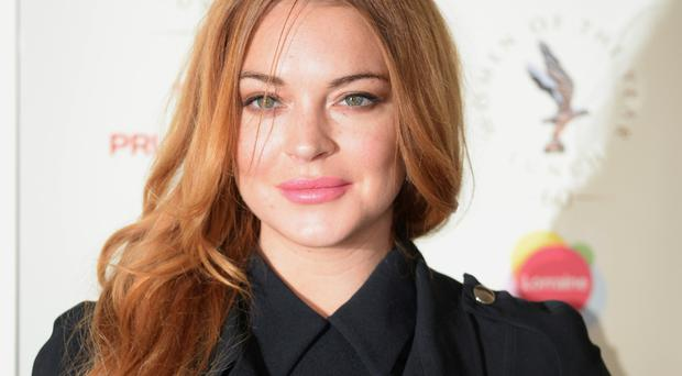 Lindsay Lohan said the incident happened as she prepared to fly to New York