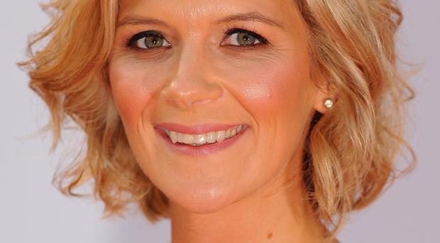 Even Jane Danson commented on the birth.