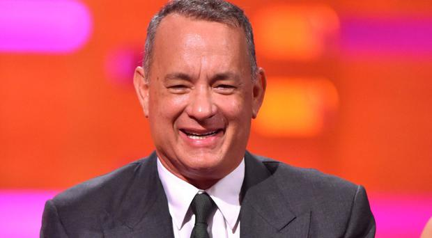 Tom Hanks has signed a book deal