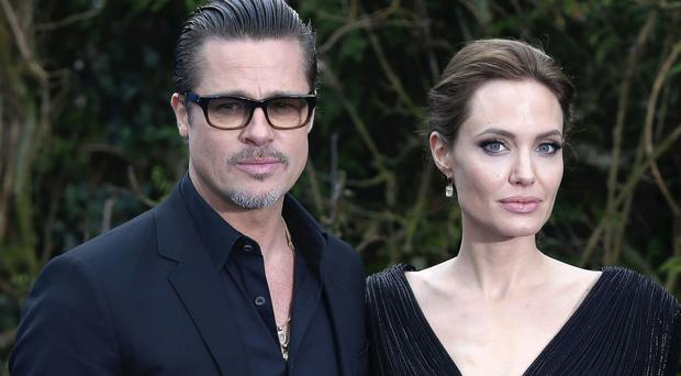 Angelina Jolie says she and estranged husband Brad Pitt are now focusing on the health of their family