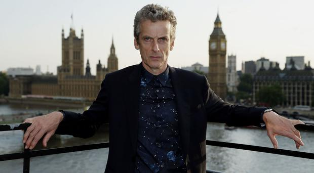Season 10 is Peter Capaldi's last time playing the Time Lord