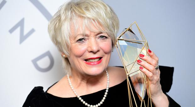 Alison Steadman starred in the 1977 classic Abigail's Party