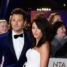 Michelle Keegan with husband Mark Wright