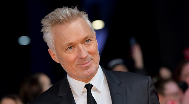 Martin Kemp spent years performing with Spandau Ballet