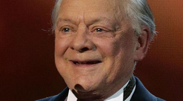 Sir David Jason's new book is to be published in October