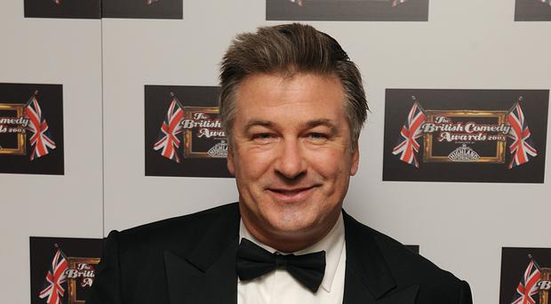 Alec Baldwin is writing a book about Donald Trump