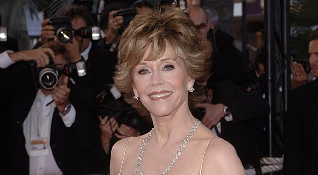 Jane Fonda has given an interview to mark International Women's Day