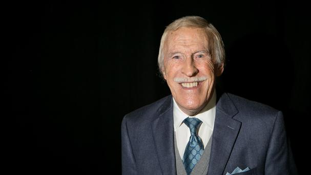 Sir Bruce Forsyth underwent surgery in 2015 after he suffered two aneurysms