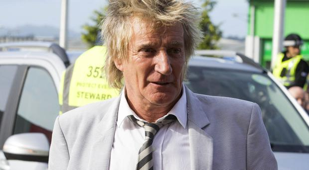 Sir Rod Stewart offered his