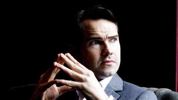 Comedian Jimmy Carr