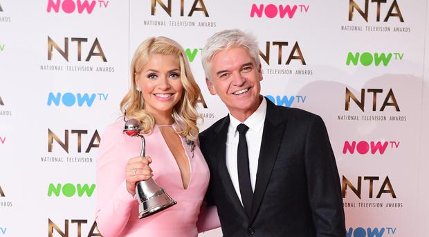 Holly Willoughby and Phillip Schofield are the nation's favourite presenting duo