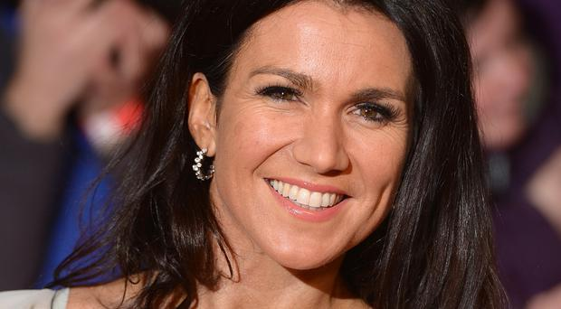 Susannah Reid said women should not aim to look like someone else
