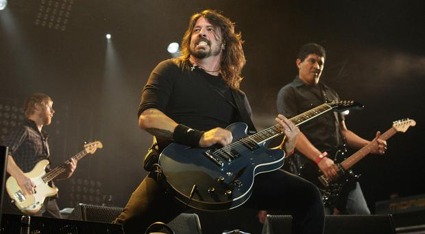 Foo Fighters have been confirmed as headliners on the last night of Glastonbury this year