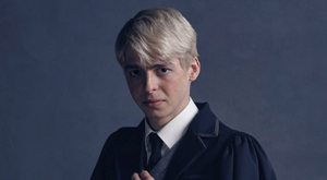 Anthony Boyle as Scorpius Malfoy in Harry Potter And The Cursed Child