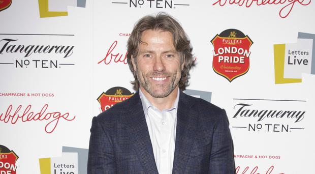 John Bishop is hosting The Nightly Show this week