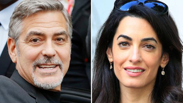 Amal Clooney's Still Changing the World From Behind Closed Doors