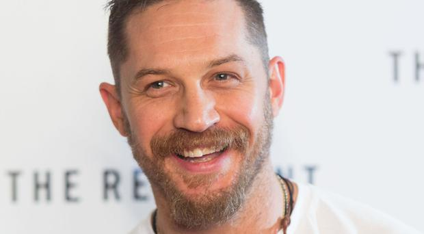 Tom Hardy devised Taboo with his father