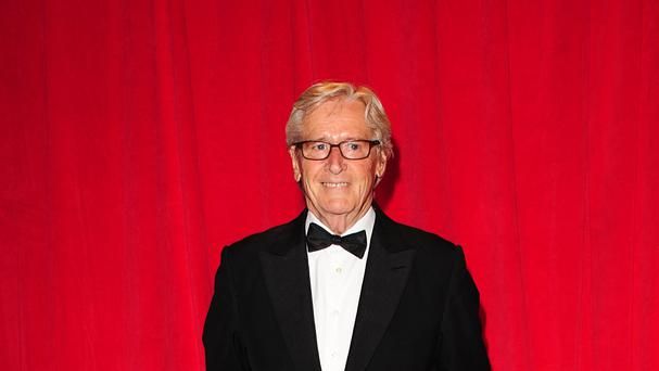 Bill Roache plays Ken Barlow in Coronation Street