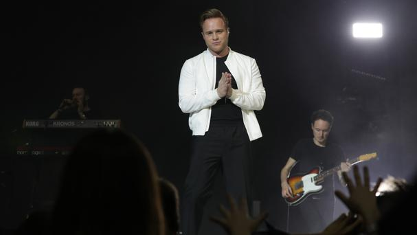 Volunteers are attending live music events including Olly Murs at Leeds Arena