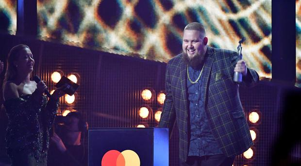 Brit award winner Rag'n'Bone Man is heading the British contingent
